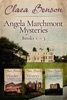 Angela Marchmont Mysteries book image