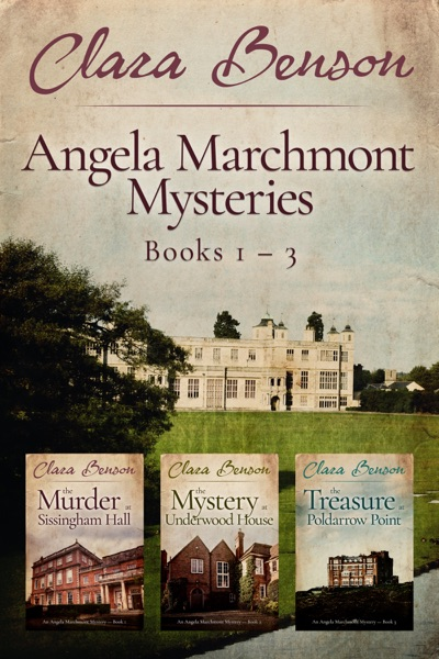 Angela Marchmont Mysteries by Clara Benson Book Summary, Reviews and E-Book Download