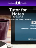 Tutor for Notes for the iPad e-book