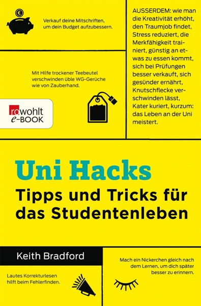 Uni-Hacks by Keith Bradford Book Summary, Reviews and E-Book Download