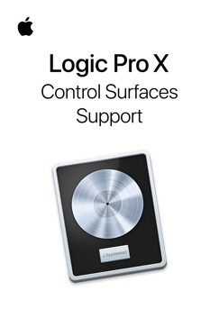 Control Surfaces Support Guide for Logic Pro X E-Book Download