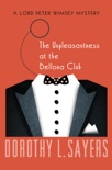 The Unpleasantness at the Bellona Club book summary, reviews and downlod