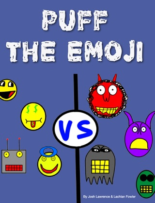 Puff The Emoji by Hallett Cove South  Primary School book summary, reviews and downlod
