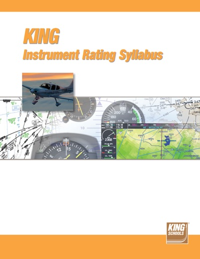 King Schools Instrument Rating Syllabus by King Schools, Inc. Book Summary, Reviews and E-Book Download