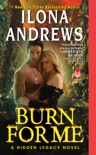 Burn for Me book summary, reviews and downlod