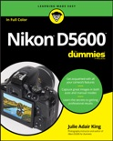 Nikon D5600 For Dummies book summary, reviews and download