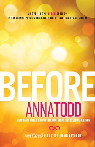 Before by Anna Todd E-Book Download