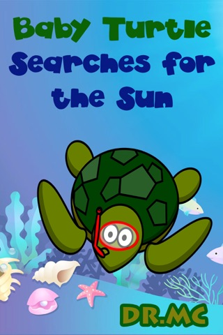 Baby Turtle Searches for the Sun by Dr. MC E-Book Download