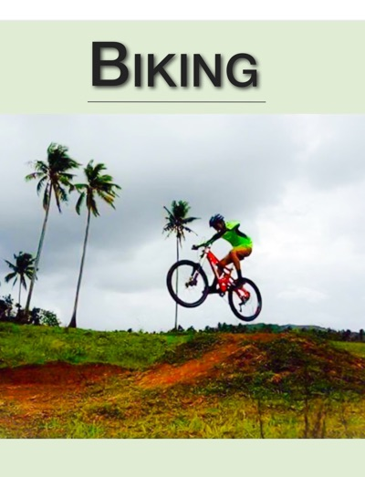 Biking by Manolito Casanada Jr. Book Summary, Reviews and E-Book Download