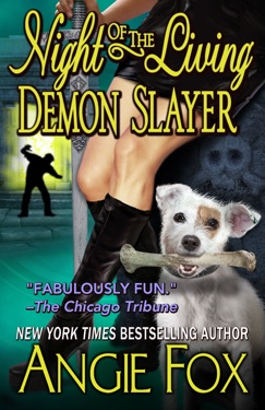 Night of the Living Demon Slayer E-Book Download