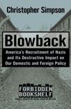 Blowback book synopsis, reviews