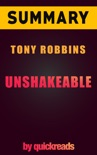 Unshakeable by Tony Robbins - Summary & Analysis book summary, reviews and downlod