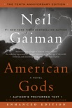 American Gods: The Tenth Anniversary Edition (Enhanced Edition) (Enhanced Edition) e-book