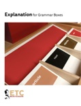 Grammar Box Explanation Book book summary, reviews and downlod