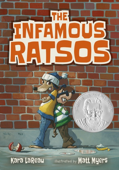 The Infamous Ratsos by Kara LaReau Book Summary, Reviews and E-Book Download