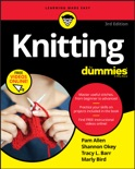 Knitting For Dummies book summary, reviews and download