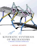 Kinematic Synthesis of Mechanisms book summary, reviews and download