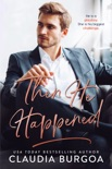 Then He Happened book summary, reviews and downlod