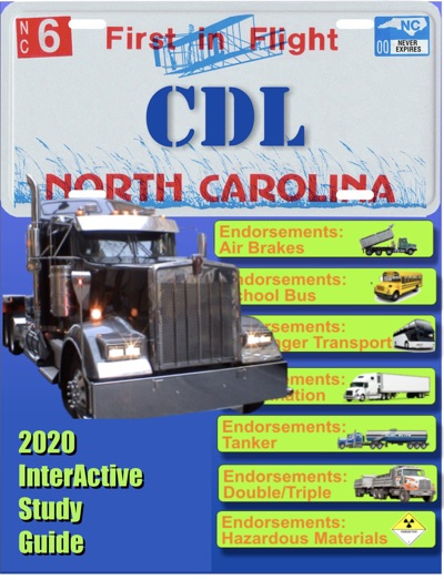 CDL NC Commercial Drivers License by William Chester Book Summary, Reviews and E-Book Download