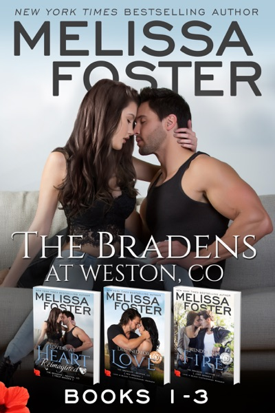 The Bradens at Weston (Books 1-3) Boxed Set by Melissa Foster Book Summary, Reviews and E-Book Download