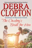 The Cowboy's Bride for Hire book summary, reviews and downlod