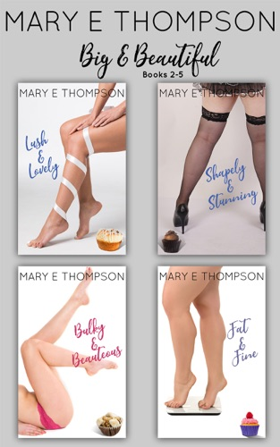 Big & Beautiful Boxed Set #1 by Mary E Thompson E-Book Download