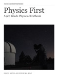 Physics First book summary, reviews and download
