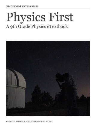 Physics First textbook download