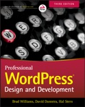 Professional WordPress book summary, reviews and download
