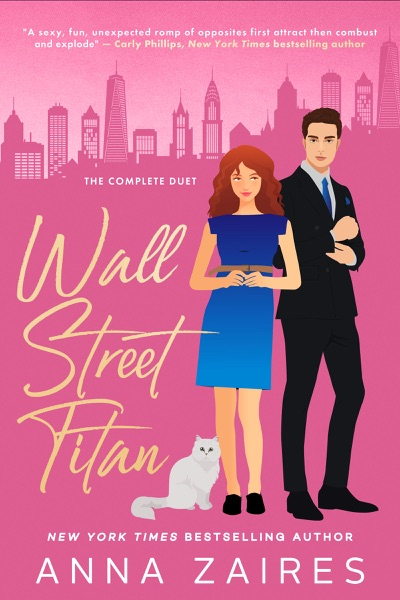 Wall Street Titan by Anna Zaires Book Summary, Reviews and E-Book Download