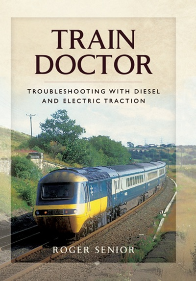 Train Doctor by Roger Senior Book Summary, Reviews and E-Book Download