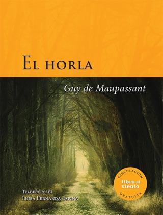 El Horla by Guy de Maupassant E-Book Download