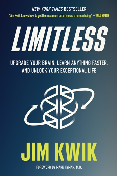 Limitless by Jim Kwik Book Summary, Reviews and E-Book Download