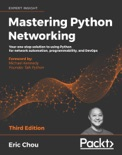 Mastering Python Networking book summary, reviews and download