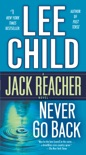 Never Go Back book summary, reviews and downlod