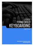 Typing Skill (Keyboarding) book summary, reviews and download