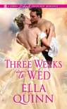 Three Weeks to Wed book summary, reviews and downlod