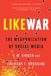 LikeWar book summary, reviews and download