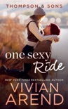 One Sexy Ride book summary, reviews and downlod