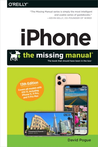 iPhone: The Missing Manual by David Pogue E-Book Download