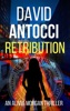 Retribution: An Alivia Morgan Thriller book image