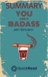 """Summary of """"You Are A Badass"""" by Jen Sincero book summary, reviews and downlod"""