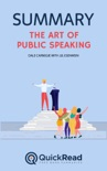 """Summary of """"The Art of Public Speaking"""" by Dale Carnegie with J.B. Esenwein book summary, reviews and downlod"""