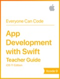 App Development with Swift Teacher Guide book summary, reviews and downlod