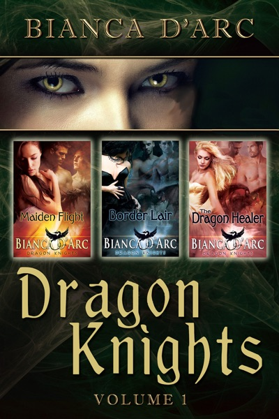Dragon Knights Anthology Volume 1 by Bianca D'Arc Book Summary, Reviews and E-Book Download