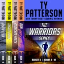 The Warriors Series Boxset III Books 9-12