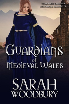 Guardians of Medieval Wales (Four First-in-Series Historical Romances) E-Book Download