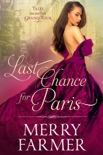 Last Chance for Paris book summary, reviews and downlod