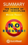 """Summary of """"No Excuses!"""" by Brian Tracy book summary, reviews and downlod"""