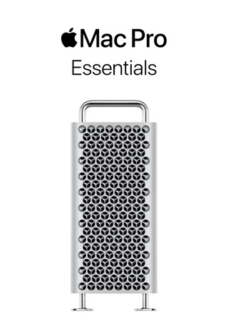 Mac Pro Essentials by Apple Inc. E-Book Download